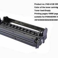 Toner (drum unit) - Panasonic - KX-FAD412E