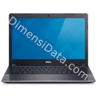 Notebook DELL Inspiron 5468 [Core i7-7500U + 256 SSD] Win 10 SL