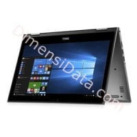 Notebook DELL Inspiron 5378 [Core i3-7100U] Touchscreen