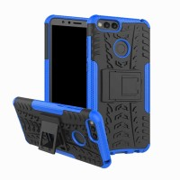 RUGGED ARMOR case Huawei Honor 7X hard full cover casing hp kick stand