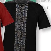Baju Koko Anak OK52 Motif bordir IMPORT MURAH Size 6-10 tahun