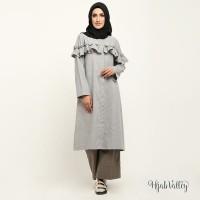 NEW Tunik Muslim Elegan Baju Kekinian Muslim Wanita Busana Muslim Wan