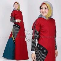 SALE Baju Kekinian Muslim Wanita Darien Dress pakaian muslim muslimah