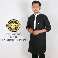 MODEL BARU Baju Premium muslim koko pria pakaian muslim pria wanita a