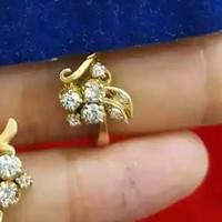 cincin berlian medan asli