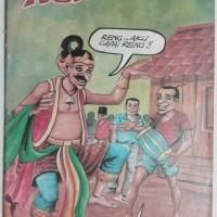 Komik Petruk Gareng Jadul : Ngamen oleh Nurmi Ambardi (1987)