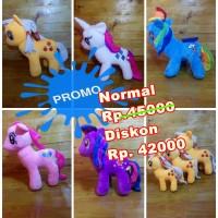 Jual Boneka My Little Pony Size M Soft Yelvo Murah Berkualitas Murah