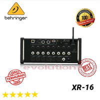 Behringer X Air XR16 Mixer Digital for Ipad-Android With Wifi And USB