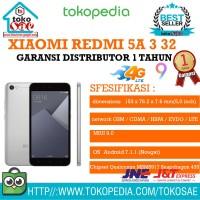 HP XIAOMI REDMI 5A 3 32 GARANSI DISTRI 1 TAHUN ANDROID XIOMI