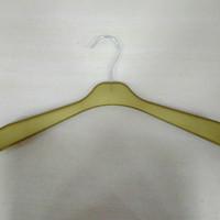Hanger baju distro/hanger bebek jas tebal/hanger toko/hanger plastik