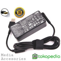 Adaptor Charger Original Laptop Lenovo 20V 4.5A IdeaPad Yoga 13 E431