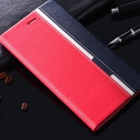 Promo Flip Cover Denim Xiaomi Mi Max / Mi5 Pro Softcase Casing Hp Case