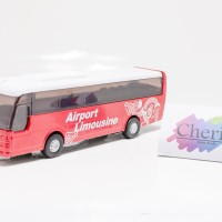 Die Cast Bus Tourist Machine Airport Limousine