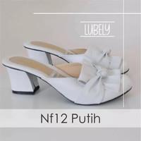 Sandal Heels Ivony - NF12