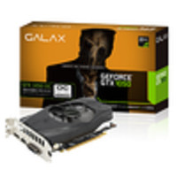 VGA Card GALAX nVidia Geforce GTX 1050 OC 2GB DDR5 Single Fan