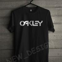 Baju Kaos T-Shirt Oakley Simple keren Pria Wanita Warung Kaos Get Now