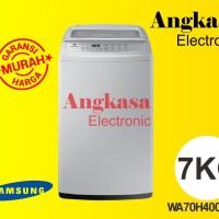 Mesin Cuci Samsung 7Kg - WA70H4000 SG / WA70 H4000SG - 1 TABUNG