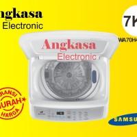 Mesin Cuci Samsung 7 Kg - WA70H4000 SG / WA70 H4000SG (1 TABUNG)