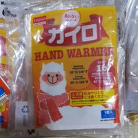 Daiso Heat Pack