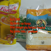 Paket Sembako Hemat 63