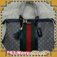 tas wanita Gucci Tas gucci tas fossil batam 083 NAVY exclusive GUCI