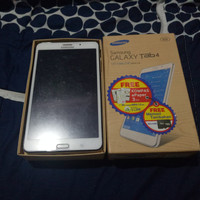 Samsung Galaxy Tab 4 Fullset Second