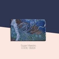 Kain Batik Tulis Solo Abstrak Super Maestro Kode SM28