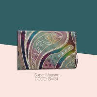 Kain Batik Tulis Solo Abstrak Super Maestro Kode SM24