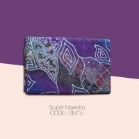 Kain Batik Tulis Solo Abstrak Super Maestro Kode SM15