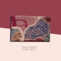 Kain Batik Tulis Solo Abstrak Super Maestro Kode SM17