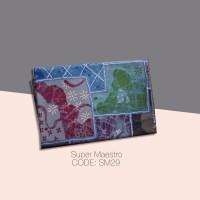 Kain Batik Tulis Solo Abstrak Super Maestro Kode SM29