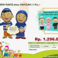 Jual Hafiz Doll bundling Hafiz Junior Freeong Murah