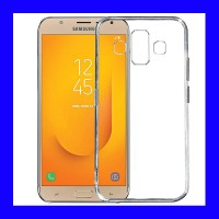 Samsung Galaxy J7 Duo - Slim TPU Case Casing Cover