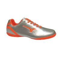Calci Sepatu Futsal Shadow - Silver Orange