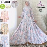 promo Baju Muslim Gamis Wanita Motif Bunga Murah 11466 pria smart