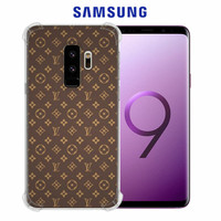 Casing Hp LV Pattern Samsung Galaxy S9 Plus Custom Case