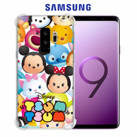 Casing Hp Tsum Tsum Disney Samsung Galaxy S9 Plus Custom Case