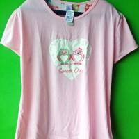 NEVADA HP-TYLE 1Set Piyama Celana Baju Tidur Wanita Baby Doll Matahari