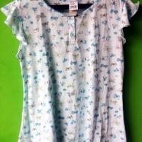 NEVADA HP-FLY 1Set Piyama Celana Baju Tidur Wanita Baby Doll Matahari