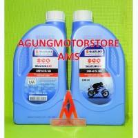 Oli Mesin Motor 4T SGO Suzuki Genuine Oil 10W40 1300 ML