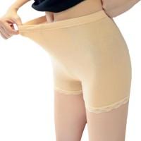 Celana Pendek Legging Renda Wanita Impor