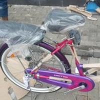 Sepeda mini United Class-X 26 inchi - seped city bike Murah