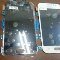 Lcd FULLSET Touchscreen Samsung Galaxy J1 Ace J110 Original MURAH