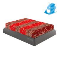 Rivest Sarung Kasur 160 x 200 x 30 - Red Gold