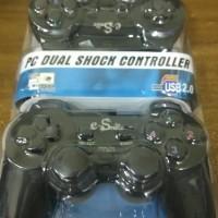 Gamepad / Joystick / Steering e-Smile PC Dual Shock Controller