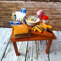 Miniatur baking set