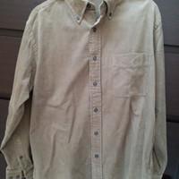 baju kemeja UNIQLO original bahan cordura  size S mulus