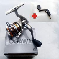 Reel Pancing Mini Ogawa Silver 150