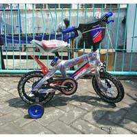 Sepeda BMX Anak Cowok Phoenix Star Ukuran 18 inchi Murah Bagus