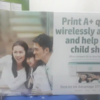 Printer Hp ink advantage 3776 all in one wifi